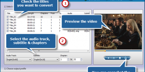 How to Convert DVD to MPEG
