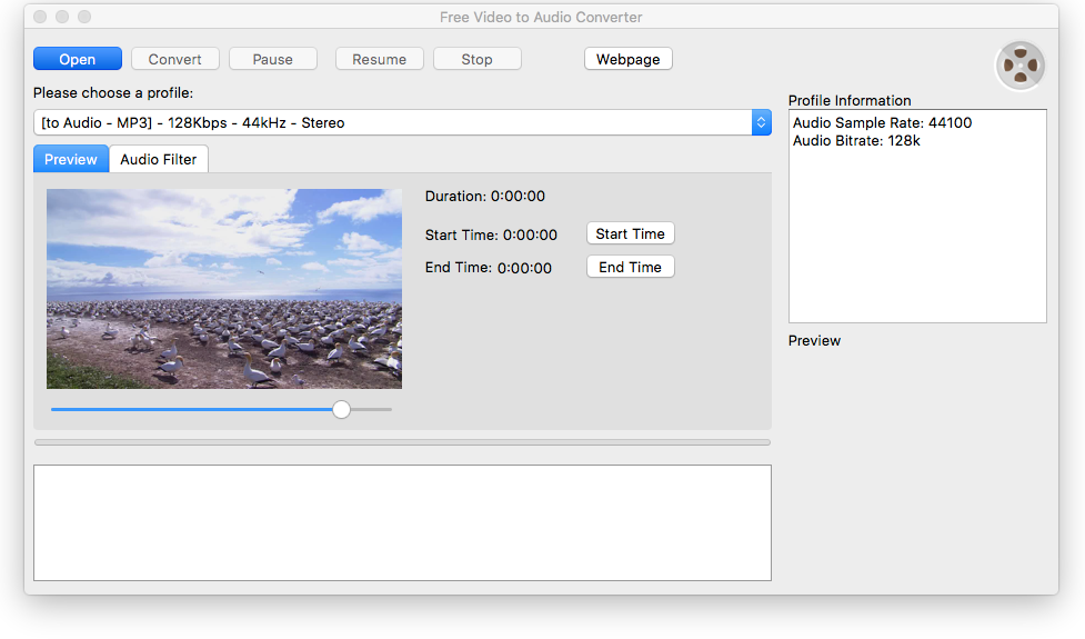 Free Video to Audio Converter for Mac - Most popular free video to