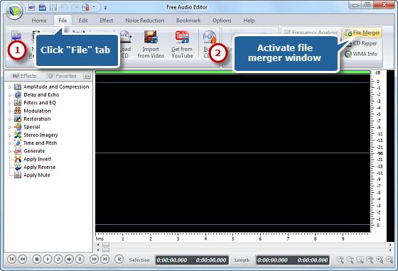 Activate Audio Joiner