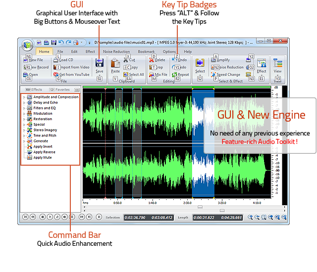 Image Result For Audio Editing Software For