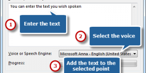 How to Add Text-to-Speech to Audio Files