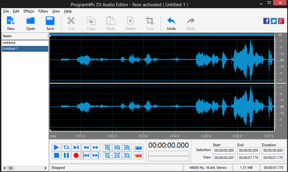 Image result for Free Audio Editor