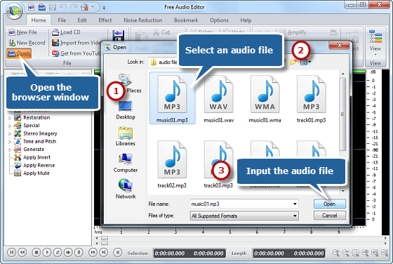 Top 5 Free Audio Editor 2019 for Windows - [OFFICIAL] Free Audio