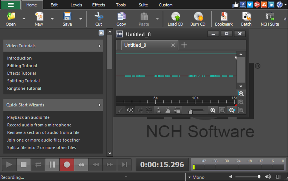 Best Free Audio Editor Software 2019 - [OFFICIAL] Free Audio